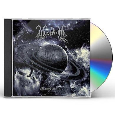 Mysticum PLANET SATAN CD