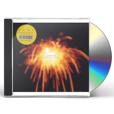 Cant DREAMS COME TRUE CD