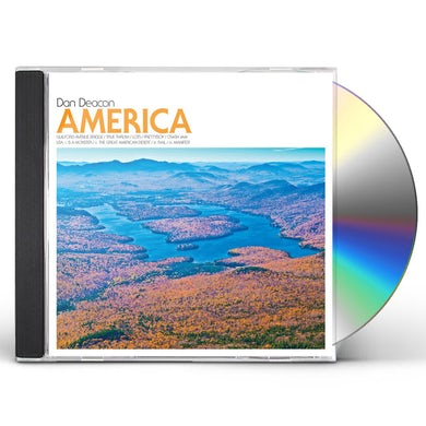 Dan Deacon AMERICA CD