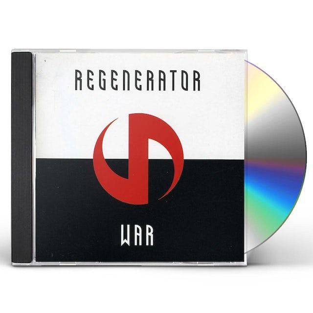 Regenerator WAR CD