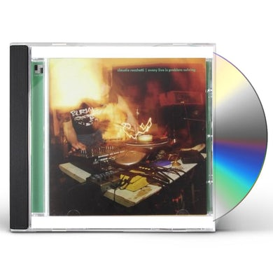 Claudio Rocchetti EVERY LIVE IS A PROBLEM SOLVING CD