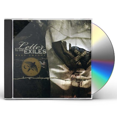 Letter to the Exiles MAKE AMENDS CD