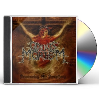 Odious Mortem DEVOURING THE PROPHECY CD
