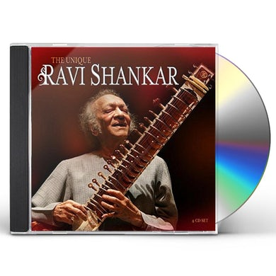 UNIQUE RAVI SHANKAR CD