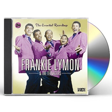 Frankie Lymon ESSENTIAL RECORDINGS CD