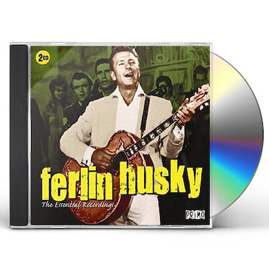 Ferlin Husky ESSENTIAL RECORDINGS CD