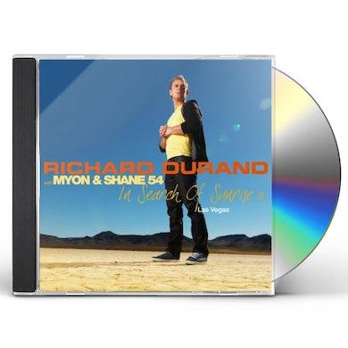 Richard Durand IN SEARCH OF SUNRISE 11 LAS VEGAS CD
