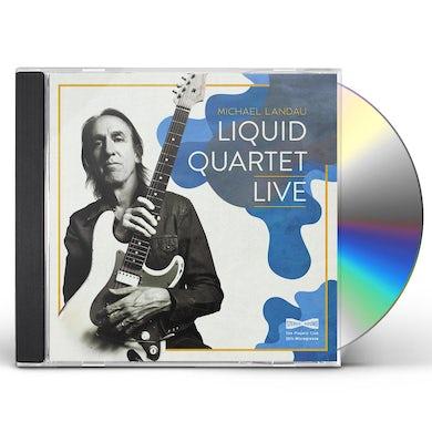 Michael Landau Liquid Quartet Live CD
