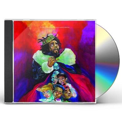 J. Cole KOD CD