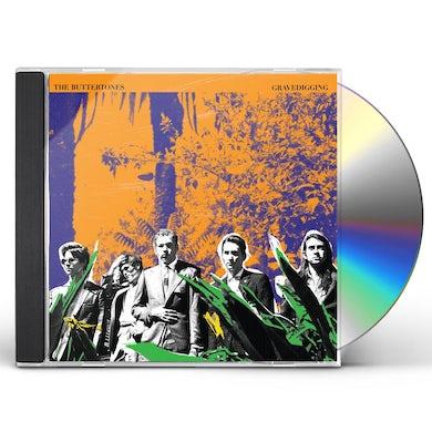 Buttertones GRAVEDIGGING CD