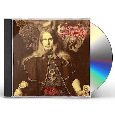 Enslaved ELD CD