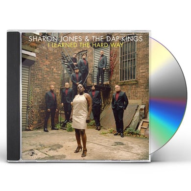 Sharon Jones I LEARNED THE HARD WAY CD