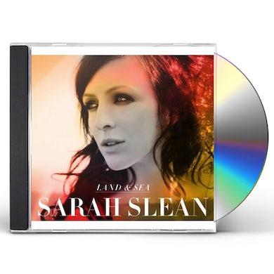 Sarah Slean LAND & SEA CD