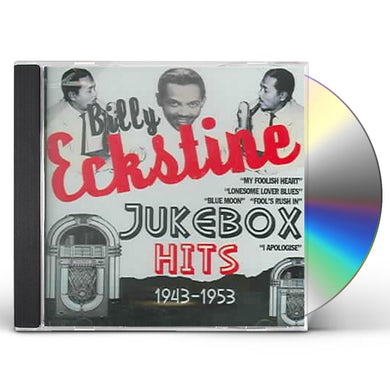Billy Eckstine JUKEBOX HITS 1943-1953 CD