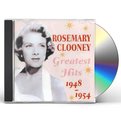 Rosemary Clooney GREATEST HITS 1948-1954 CD