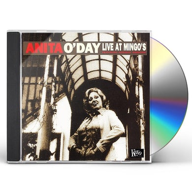 Anita O'Day LIVE AT MINGOS CD