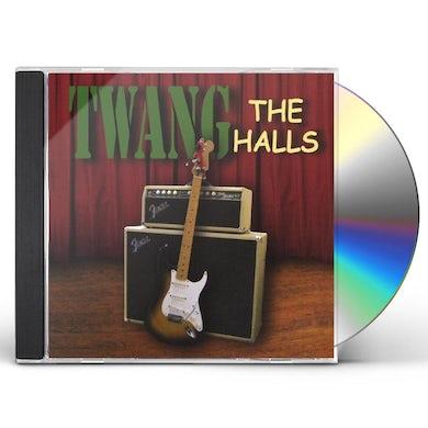 The Twang THE HALLS CD