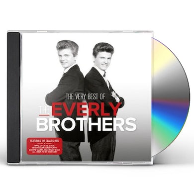 The Everly Brothers VERY BEST OF CD