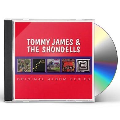 Tommy James ORIGINAL ALBUM SERIES CD