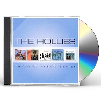 The Hollies ORIGINAL ALBUM SERIES CD
