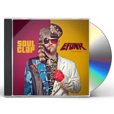 Soul Clap  EFUNK: THE ALBUM CD