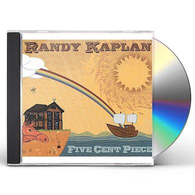 Randy Kaplan FIVE CENT PIECE CD