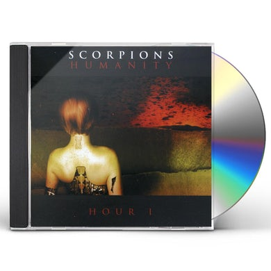 Scorpions HUMANITY HOUR 1 CD