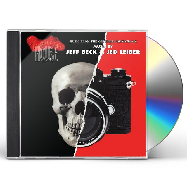 Jeff Beck FRANKIE'S HOUSE CD