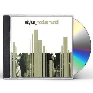 Stylus MODUS MUNDI CD