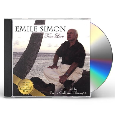 Emile Simon TRUE LOVE CD
