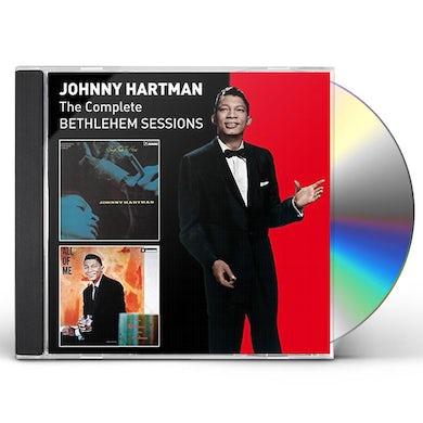 Johnny Hartman COMPLETE BETHLEHEM RECORDINGS CD