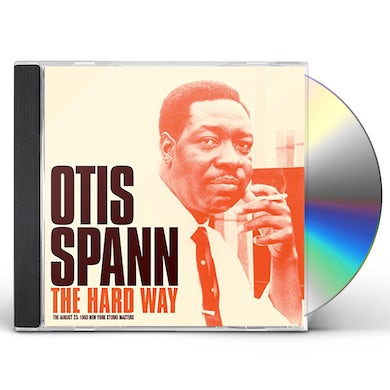 Otis Spann HARD WAY CD