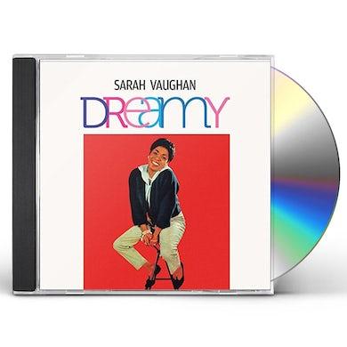 Sarah Vaughan DREAMY + THE DIVINE ONE CD