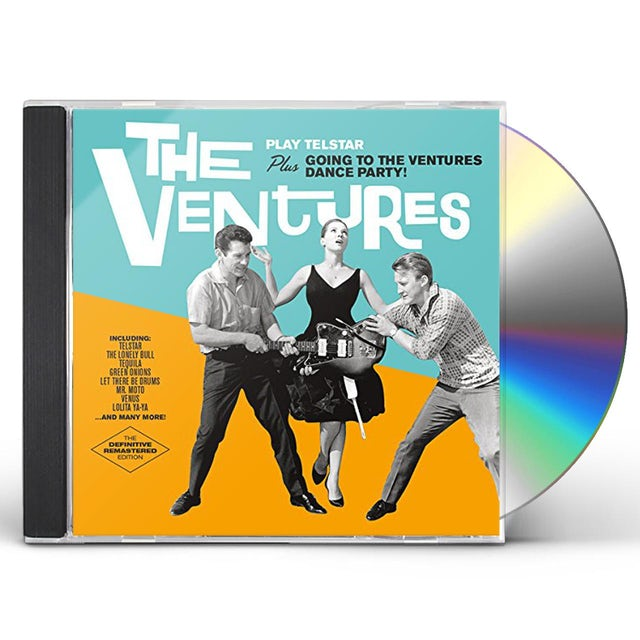 Play Telstar Going To The Ventures Dance Party Cd