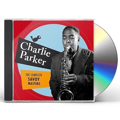 Charlie Parker COMPLETE SAVOY MASTERS 17 BONUS TRACKS CD