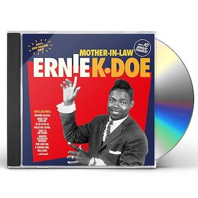 Ernie K-Doe MOTHER IN LAW 10 BONUS TRACKS CD