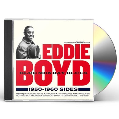 Eddie Boyd BLUE MONDAY BLUES 1950-1960 CD