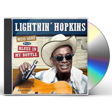 Lightnin Hopkins MOJO HAND + BLUES IN MY CD