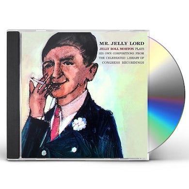 Jelly Roll Morton MR. JELLY LORD + 6 BONUS TRACKS CD