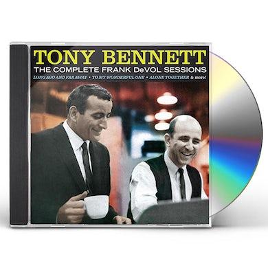 Tony Bennett COMPLETE FRANK DEVOL SESSIONS CD