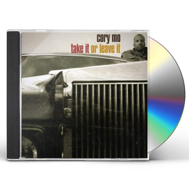 Cory Mo TAKE IT OR LEAVE IT CD