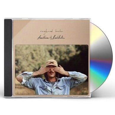 Rayland Baxter FEATHERS & FISHOOKS CD