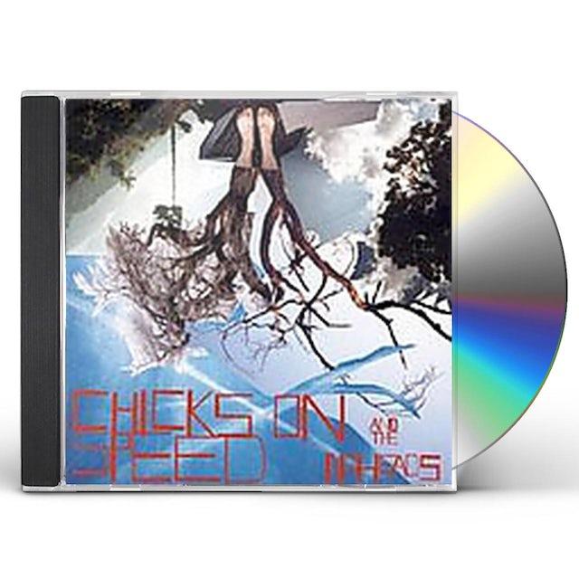 Chicks On Speed & Noheads PRESS THE SPACEBAR CD