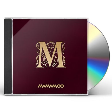 MAMAMOO MEMORY CD
