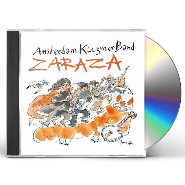 Amsterdam Klezmer Band ZARAZA CD