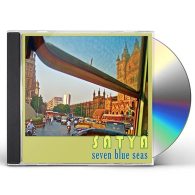 satYa SEVEN BLUE SEAS CD