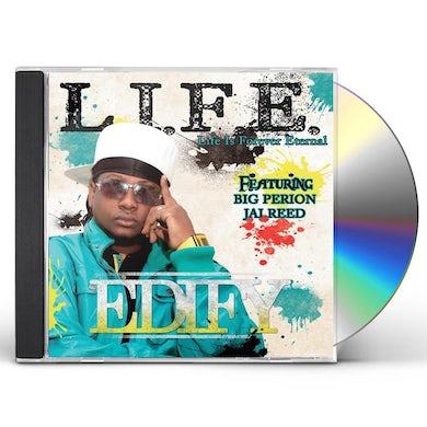 Edify LIFE CD