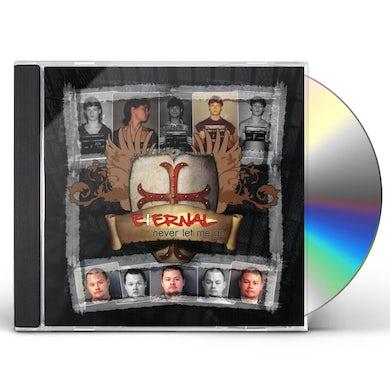 Eternal NEVER LET ME GO CD