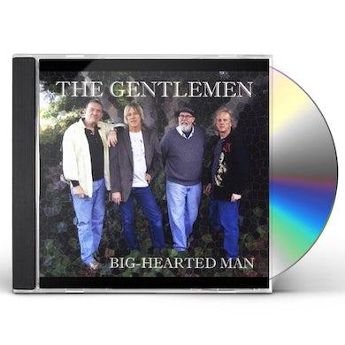 Gentlemen BIG-HEARTED MAN CD