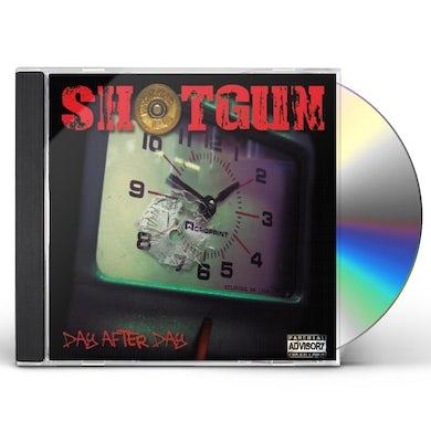 Shotgun DAY AFTER DAY CD